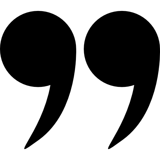 Right Quotes Symbol Icons Free Download