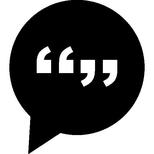 Quotes, Essentials, Signs, Symbols, Symbol, Sign, Quote Icon
