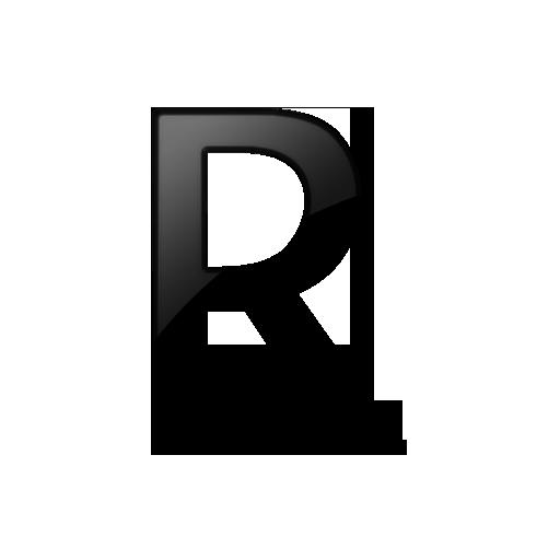 Black Letter Icon Images