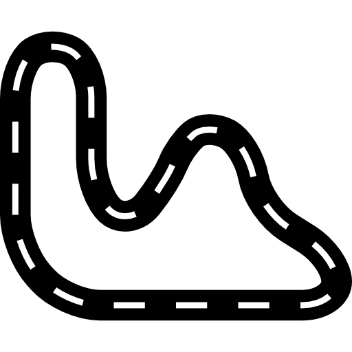 Car Race Circuit Icons Free Download