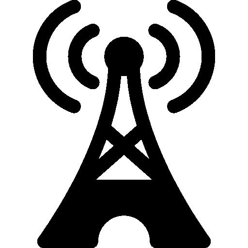 Radio Antenna Icon