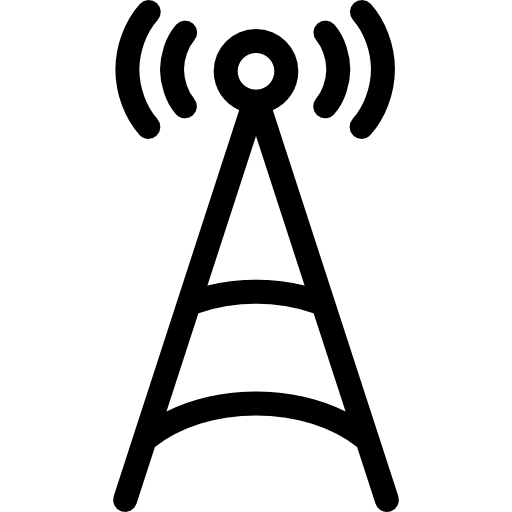 Technology Tower Icon