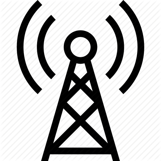 Radio Wave Icon