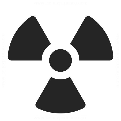 Radiation Icon Iconexperience