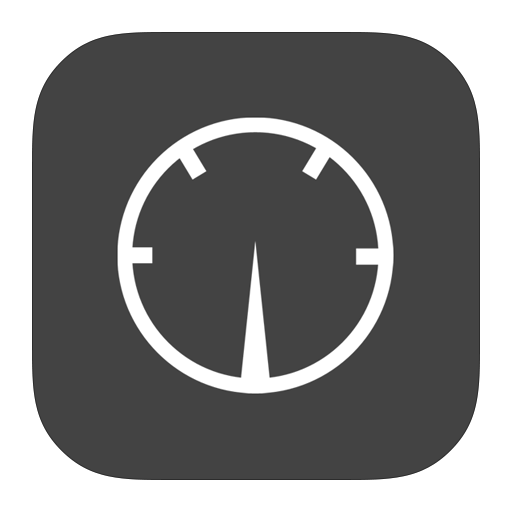 Metroui, Mac, Dashboard Icon