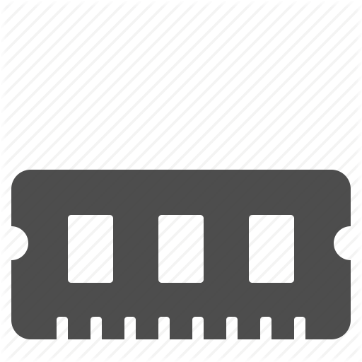 Computer Memory, Data, Hardware, Memory, Memory Module, Ram Icon