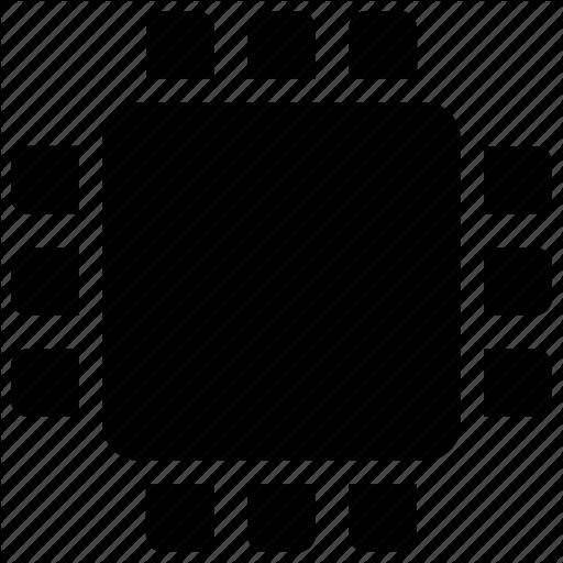 Core, Processor, Ram Icon