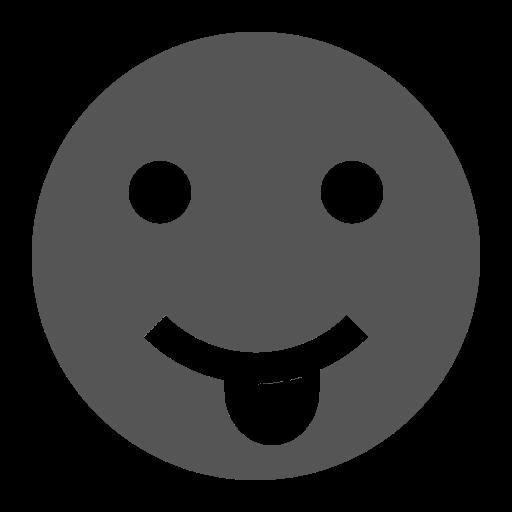 Face, Raspberry Icon Free Of Super Flat Remix Emotes