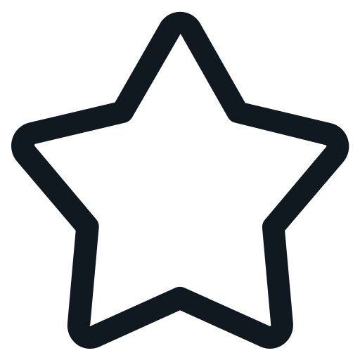 Bookmark, Favorite, Rate, Rating, Star Icon Free Of Basic Ui
