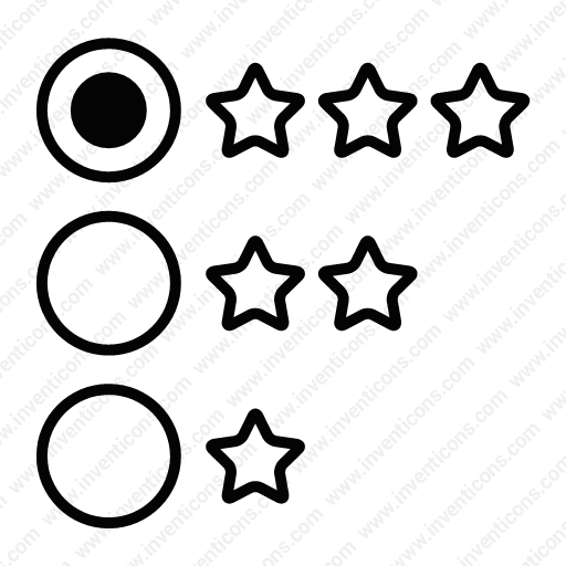 Download Rating,feedback Icon Inventicons