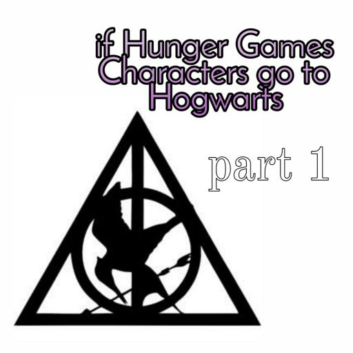 Hunger Games Characters Went To Hogwarts Pt Harry Potter Amino