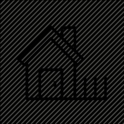 Farmhouse Vector Free Download On Unixtitan