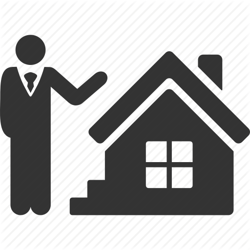 Agent, Building, Business, Real Estate, Realtor, Realty, Seller Icon