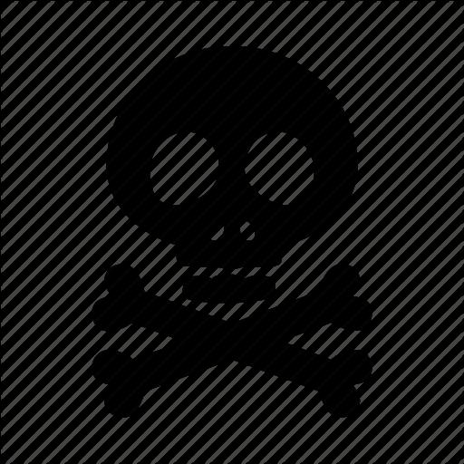 Bones, Halloween, Head Bone, Pirates, Rebel Bone Skull, Skull Icon