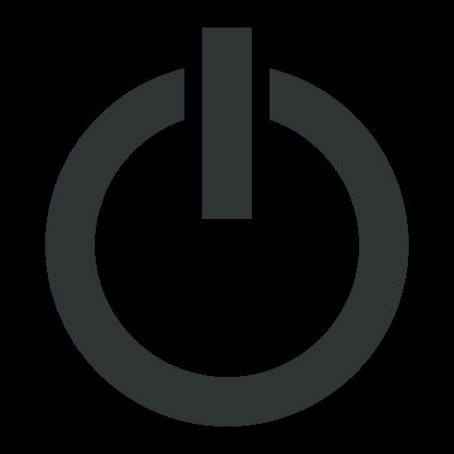 Energy, Off, Power, Reboot, Restart, Switch Icon