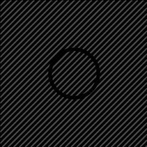 Record, Record Button, Record Circle, Record Sign, Record Symbol Icon