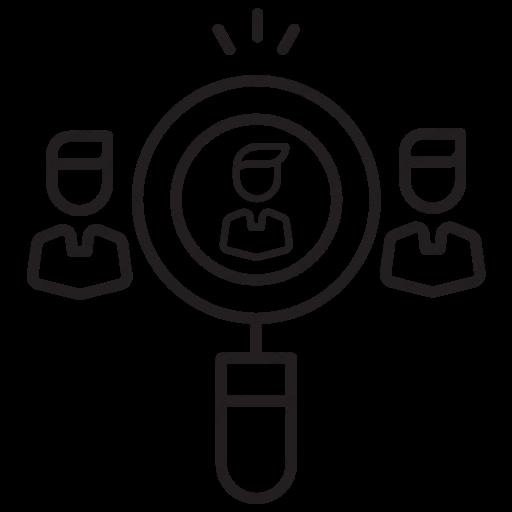 Download Recruitment Icon Inventicons