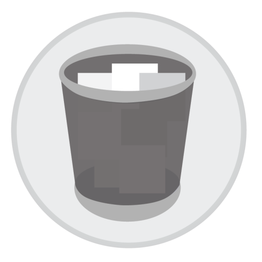 Trash, Full Icon Free Of Mac Stock Apps Icons