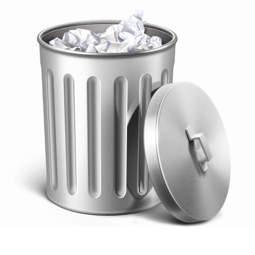 Trash Can Icon Trash Png Icons, Recycling Bins