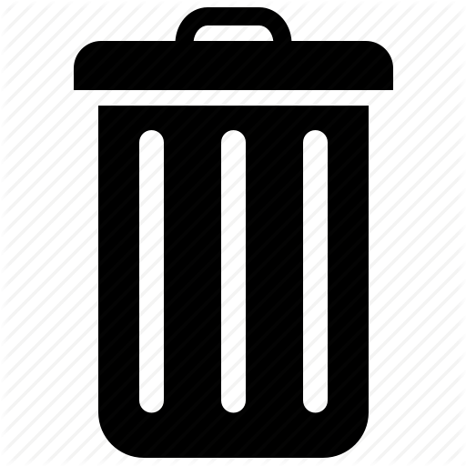 Garbage Icon Transparent Png Clipart Free Download