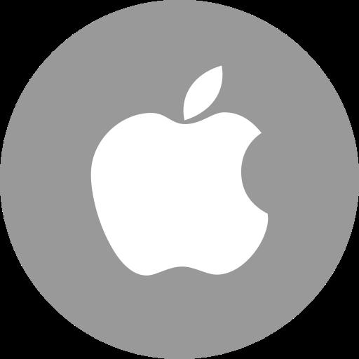 Social Media Apple Icon