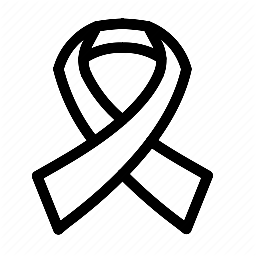 Awareness, Breast, Cancer, Health, Red, Ribbon, Week Icon