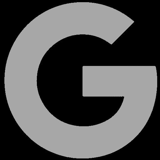 Icono Google, La Red Social Gratis De Social Grey Icons