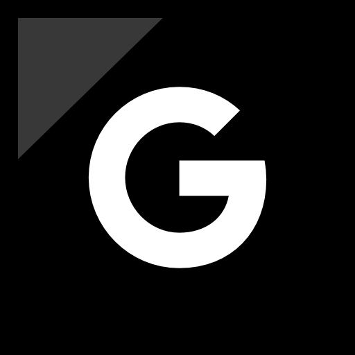 Icono Red Social, Medios De Comunicacion, El Logotipo De Google