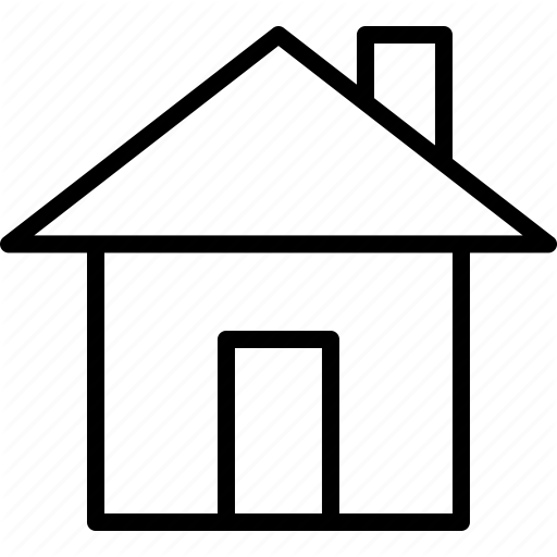 Apartment, Estate, Home, House, Investment, Real, Residence Icon