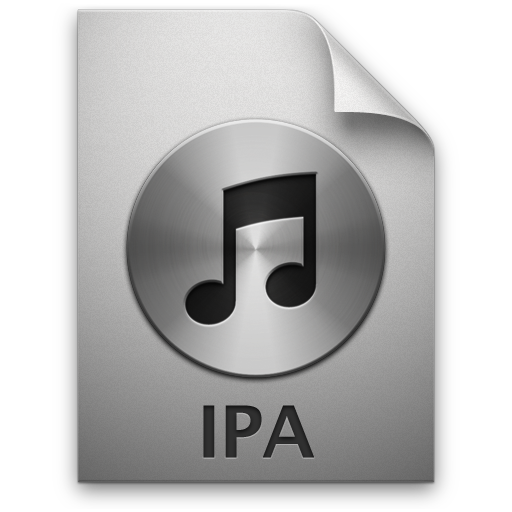 Itunes Ipa Icon