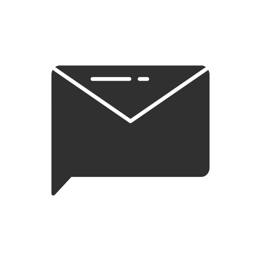 Message, Inbox, Twitter, Direct Message Icon