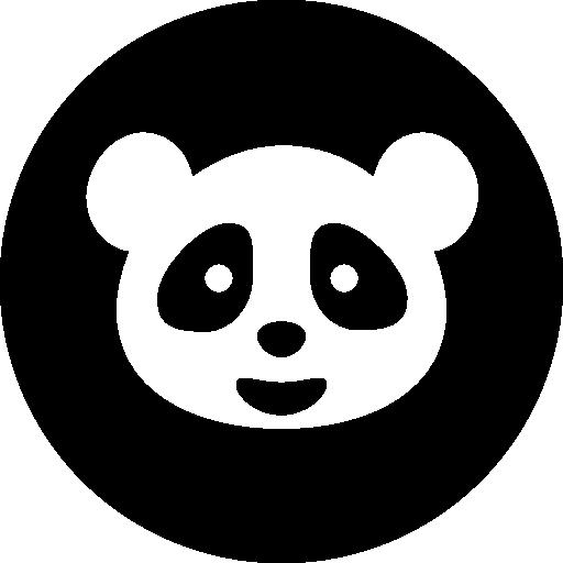 Google Panda Circular Symbol Icons Free Download