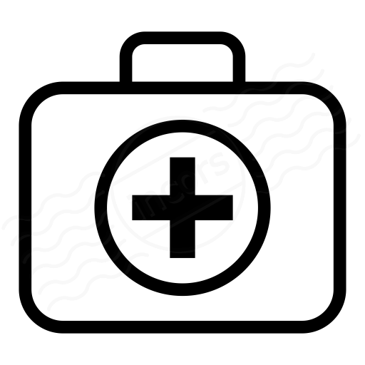 Iconexperience I Collection Medical Bag Icon