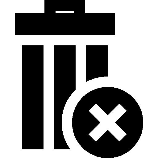 Delete Icons Free Download