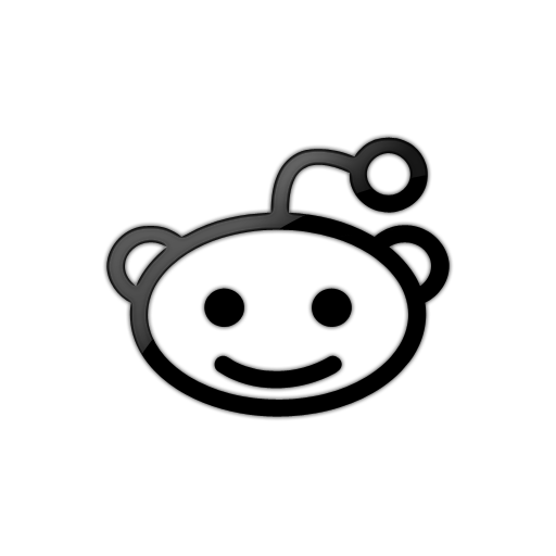 Reddit Alien Icon