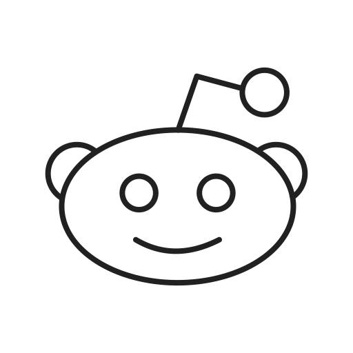 Communication, Reddit, Media Social Icon
