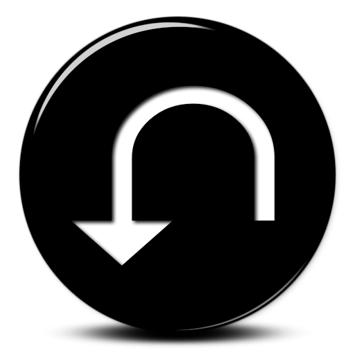 Redirect South Arrow Icon