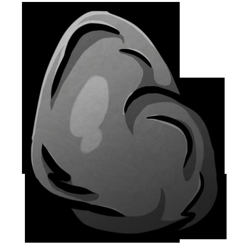 Coal Icon Minecraft Iconset