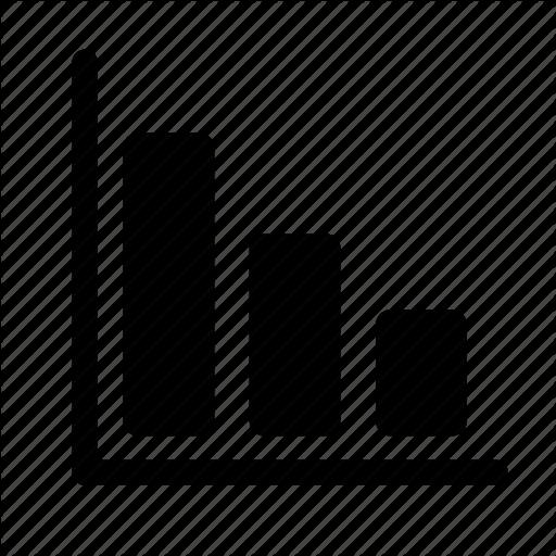 Bar Chart, Bar Graph, Charts, Decline, Graphs, Reducing, Reduction