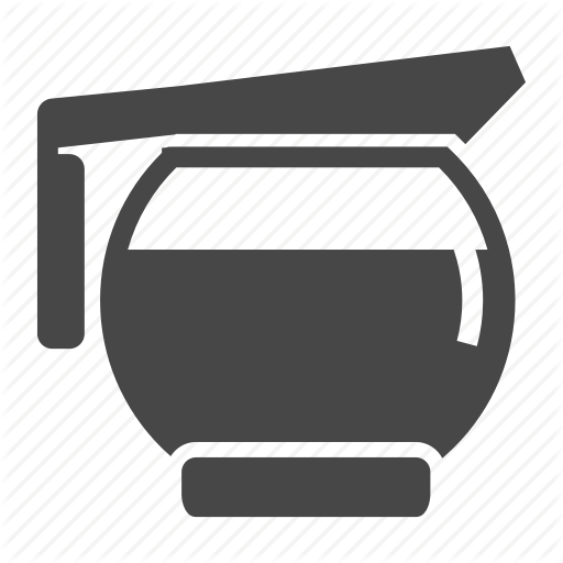 Barista, Coffee, Coffeepot, Diner, Free Refill, Pot Icon
