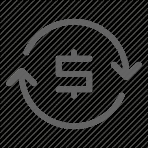 Cashback, Money, Refund Icon
