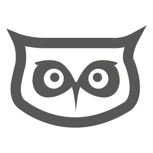 Owl Head Icon