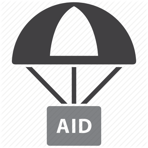 Aid, Goods, Help, Relief Icon
