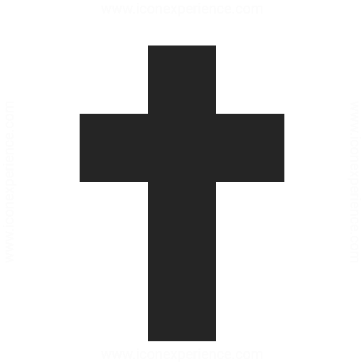 Christian Cross Icon Iconexperience