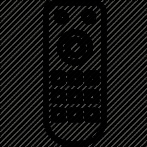 Remote Icon Schematic Diagram