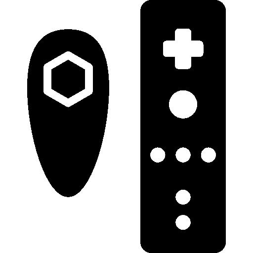 Wii, Controller, Remote Icon