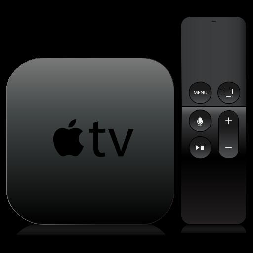 Apple Tv, Remote Control, Technology, Macintosh Icon