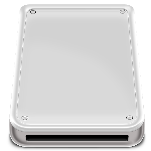 Hard Disk Removable Icon Nod Iconset Rimshotdesign