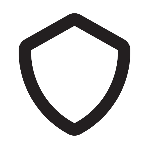 Shield, Outline Icon Free Of Eva Outline Icons