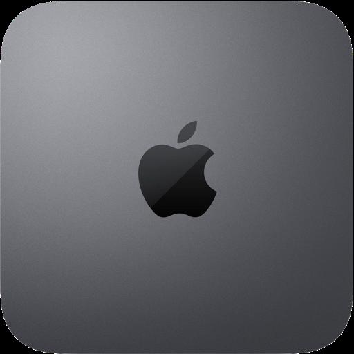 Fixed Hi Res Icons For The New Mac Mini Macmanus Nl